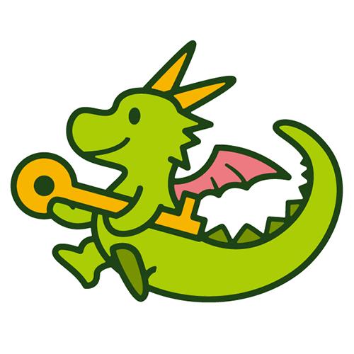 ドラゴンマーク